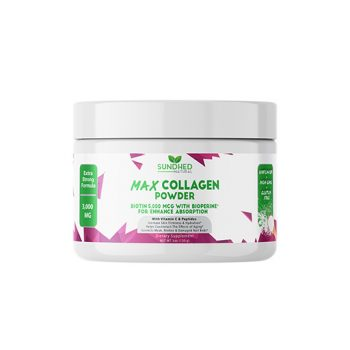 Sundhed NaturalMax Collagen Plus - 5mg 1