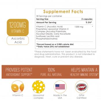 liposomal sundhed ingredients